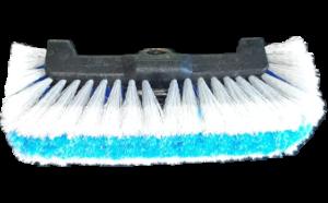 Wasborstel 3- zijdig recht